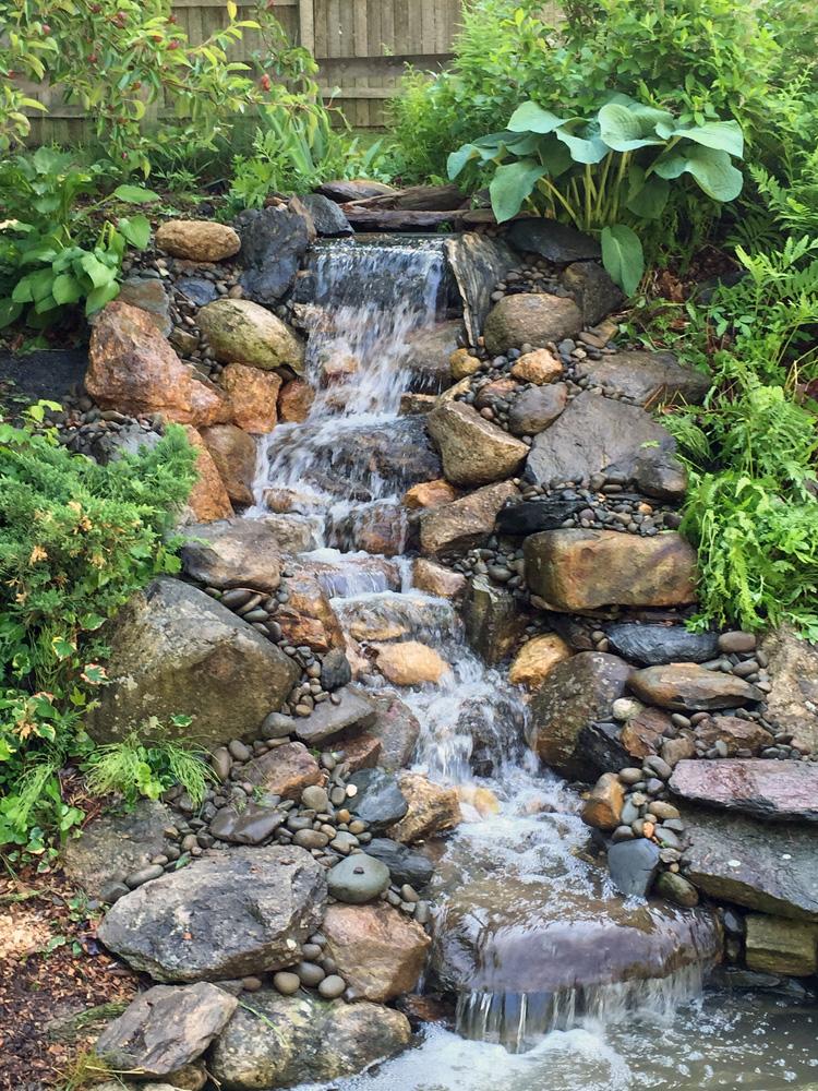 Water Features | Stillman Landscape Design & Installation